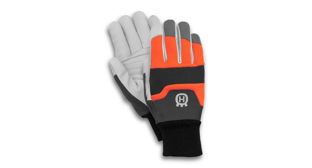Перчатки Functional с защитой от порезов бензопилой
