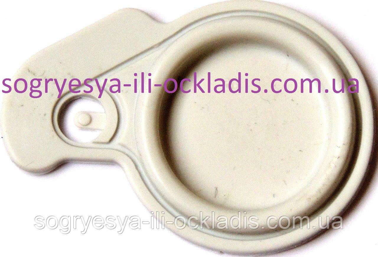 "Мембрана силикон 52 мм ""ушко""(без фир.упак) Vailant MAG, Electrolux GWH 250, 275, AEG11, арт.010366, к.с.0430"