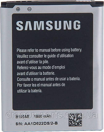 Акумулятор Samsung I8262 Galaxy Core B150AE, оригінал, фото 2