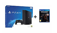 Sony PlayStation 4 Pro + Uncharted The Lost Legacy