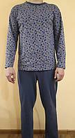 Пижама мужская из стрейчивого трикотажа 604
