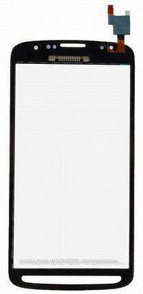 Тачскрин (сенсор) Samsung I537, I9295 Galaxy S4 Active, white (белый), фото 2
