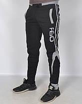 Штаны спортивные зауженные F60 - зима, фото 2