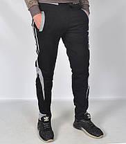 Штаны спортивные зауженные F60 - зима, фото 3