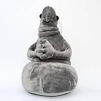 Мягкая игрушка Ждун Почекун 40 см