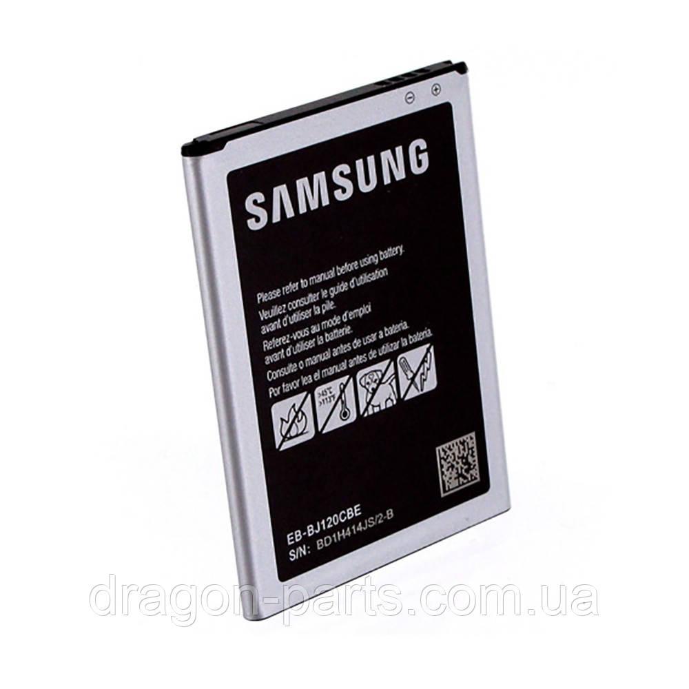 Аккумулятор Samsung J120H Galaxy J1 EB-BJ120CBE, оригинал