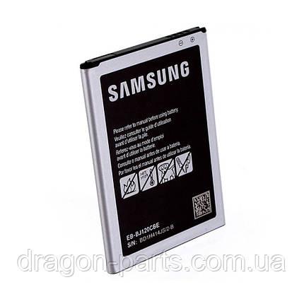 Аккумулятор Samsung J120H Galaxy J1 EB-BJ120CBE, оригинал, фото 2