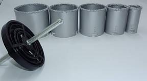 Наборы коронок с вольфрамовым напылением