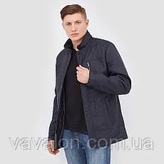 Демисезонная курточка удлинненная 177, фото 3