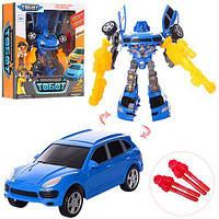 Трансформер Transformers TB-1881 Робот+машина