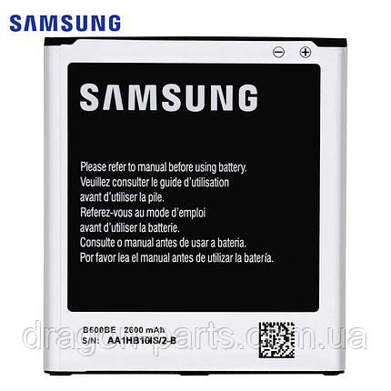 Аккумулятор Samsung I9500 Galaxy S4 B600BE, оригинал, фото 2