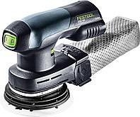 Аккумуляторная эксцентриковая шлифовальная машинка ETSC 125 Li 3,1-Plus Festool 576899