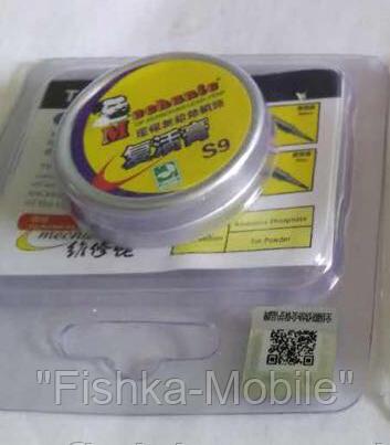 Активатор Mechanic S9 Tip Refresher восстановитель жала паяльника