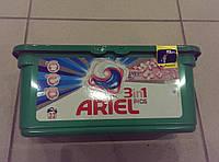 Капсулы для цветного Ariel 3in1 Touch of Lenor fresh, фото 1