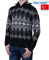 Вязанный мужской свитер Pulltonic