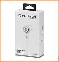 Наушники с микрофоном Cresyn Phiaton C530S White