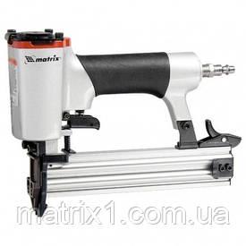 Степлер пневматический для прямоугольных скоб от 10 до 22 мм// MTX