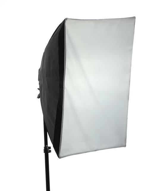 Софтбокс MASSA (60х90 см) з тримачем на 4 лампи