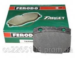 Колодки тормозные передние ВАЗ 2101-2107 Ferodo