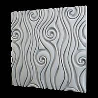 Гиасовые декоративные 3d стеновые панели «Kora»