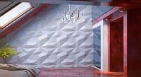 Гипсовые 3D панели «Кристалы»