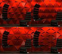Гипсовые 3D панели «Сити»