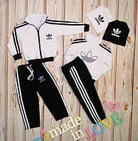 Спортивные костюмы детские трикотажные, размер  48-52-56-60-64-68-72-76, двухнитка