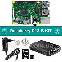 Стартовий набір Raspberry Pi 3 B KIT V2