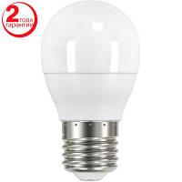 Светодиодная лампочка LED Vinga VL-G45E27-53L Энергосберегающая