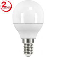 Светодиодная лампочка LED Vinga VL-G45E14-53L Энергосберегающая