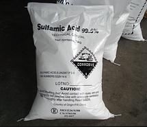 Аминосульфоновая кислота (Сульфаминовая кислота, моноамид серной кислоты, амидосерная кислота)
