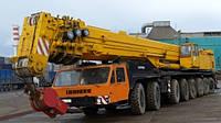 Аренда автокрана 300 тонн Liebherr LTM 1300 в Украине, фото 1