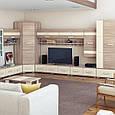 Изготовление мебели в Гостиную на заказ, фото 5