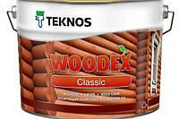 ВУДЕКС КЛАССИК 9 л Органоразбавляемый антисептик для защиты наружных деревянных поверхностей