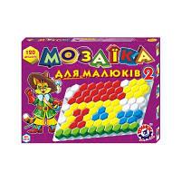Игрушка мозаика для малышей 2 ТехноК 2216, 120 дет.