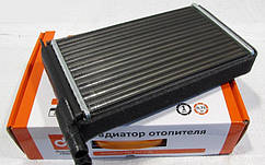 Радіатор опалення (пічки) 2108 2109 21099 2113 2114 2115 Таврія 1102 1103 1105 алюминиевывй DK
