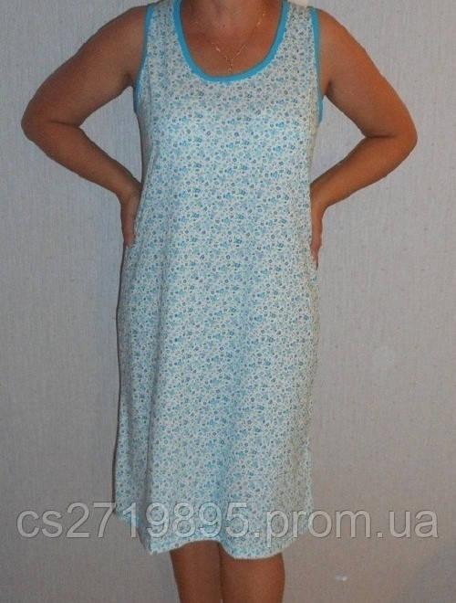 Сорочка женская 5-003 хлопок 48-56 р САВАННА