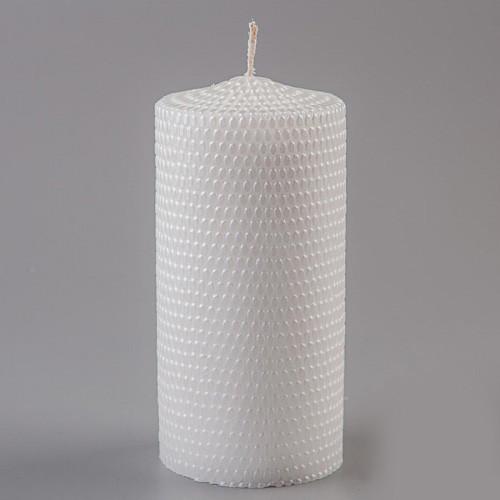 Свадебная свеча ручной работы 102Q