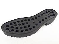 Подошва женская 3215 PU размер 36-41 черная