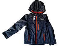 Куртка на флисовой подкладке, размеры 122/128,146/152,  Crivit, арт. Л-480