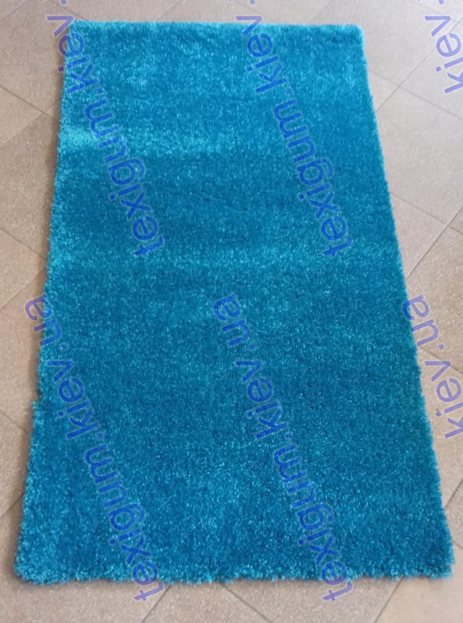 Ковер для дома Sherpa Cosy  цвет голубой