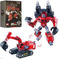 Трансформер Transformers J8015C Робот+экскаватор, фото 1