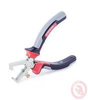 Кусачки для зачистки проводов INTERTOOL NT-0229 (160 мм)