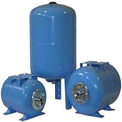 Гідроакумулятори (баки для води)