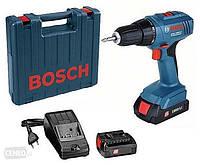 Аккумуляторный шуруповерт Bosch GSR 1800 LI
