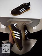 Мужские кроссовки Adidas Gazelle (41, 42, 43, 44, 45, 46 размеры)