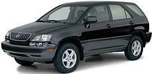 Защиты двигателя на Lexus RX (1998-2003)