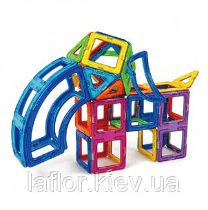 Магнитные конструкторы Magformers Креативный 90 элементов, фото 2