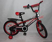 Детский двухколесный велосипед SPORTS CROSSER-1 18 дюймов