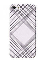 Miracase Veins III slim cover case for iPhone 5, white (MS-108)